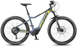 "KTM Macina Fogo 272 27.5"" 2018 - Electric Mountain Bike"