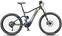 KTM Macina Kapoho 272 29er/27.5+ 2018 - Electric Mountain Bike