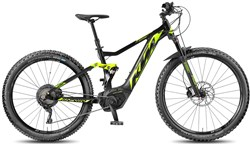 KTM Macina Kapoho 273 29er/27.5+ 2018 - Electric Mountain Bike