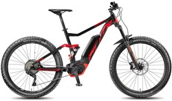 KTM Macina Kapoho 275 27.5+ 2018 - Electric Mountain Bike