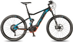 "KTM Macina Lycan 272 27.5"" 2018 - Electric Mountain Bike"