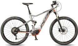 "KTM Macina Lycan 273 27.5"" 2018 - Electric Mountain Bike"