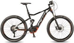 "KTM Macina Lycan 274 27.5"" 2018 - Electric Mountain Bike"