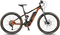 "KTM Macina Lycan 275 27.5"" 2018 - Electric Mountain Bike"