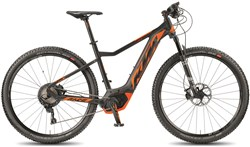 KTM Macina Race 291 29er 2018 - Electric Mountain Bike