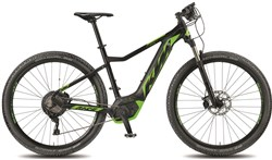 KTM Macina Race 292 29er 2018 - Electric Mountain Bike