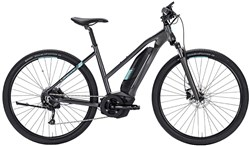 Lapierre Overvolt Cross 400 Womens 2018 - Electric Hybrid Bike