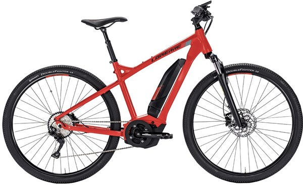 Lapierre Overvolt Cross 800 2018 - Electric Hybrid Bike