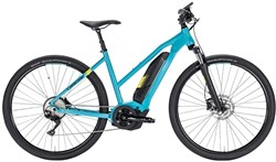 Lapierre Overvolt Cross 800 Womens 2018 - Electric Hybrid Bike