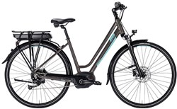 Lapierre Overvolt Trekking 600 Womens 2018 - Electric Hybrid Bike
