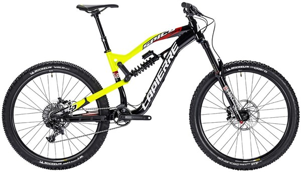 "Lapierre Spicy 327 27.5"" Mountain Bike 2018 - Enduro Full Suspension MTB"