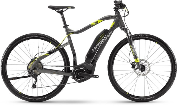 Haibike sDuro Cross 4.0 2018 - Electric Hybrid Bike