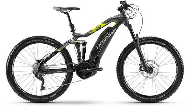 "Haibike sDuro Fullseven LT 6.0 27.5""+ 2018 - Electric Mountain Bike"