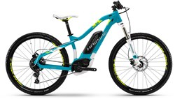 "Haibike sDuro Hardlife 4.0 27.5"" Womens 2018 - Electric Mountain Bike"