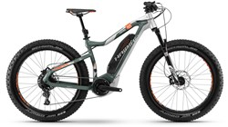 "Product image for Haibike xDuro Fatsix 8.0 26"" 2018 - Electric Mountain Bike"
