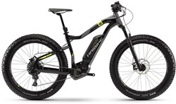 "Product image for Haibike xDuro Fatsix 9.0 26"" 2018 - Electric Mountain Bike"