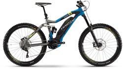 "Haibike xDuro NDuro 9.0 27.5""+ 2018 - Electric Mountain Bike"