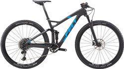 Felt Edict 1 29er Mountain Bike 2018 - XC Full Suspension MTB