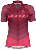 Scott RC Tec Short Sleeve Womens Shirt/Jersey SS18