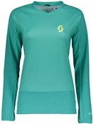 Scott Trail 20 Womens Long Sleeve Jersey AW17