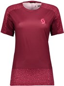 Scott Trail 20 Short Sleeve Womens Jersey SS18