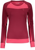 Scott Trail MTN 20 Womens Long Sleeve Jersey SS18