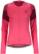 Scott Endurance 20 Womens Long Sleeve Jersey SS18