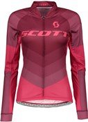 Scott RC Tec Womens Long Sleeve Jersey SS18