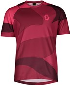 Scott Trail 20 Junior Short Sleeve Jersey