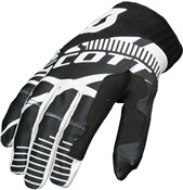 Scott 450 Patchwork Long Finger Gloves