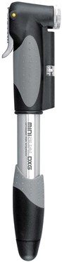 Image of Topeak Mini Dual DXG Mini Pump With Gauge