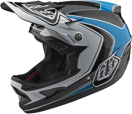 Troy Lee Designs D3 Carbon Mips Full Face Helmet