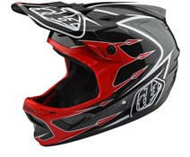 Troy Lee Designs D3 Composite Full Face Helmet 2018