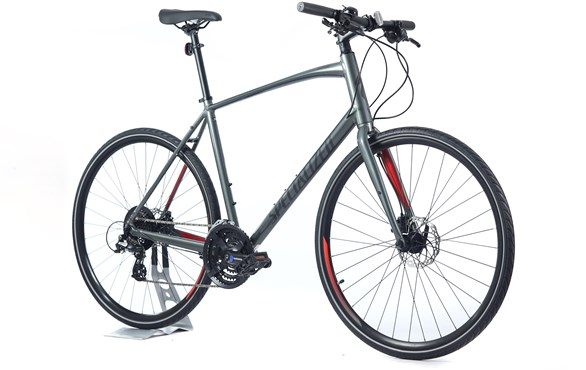 Specialized Sirrus Alloy Disc - Nearly New - 2018 Hybrid Bike