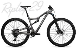 Product image for Ibis Ripley LS V3.0 GX Eagle Carbon Wheel 29er Mountain Bike 2018 - Trail Full Suspension MTB