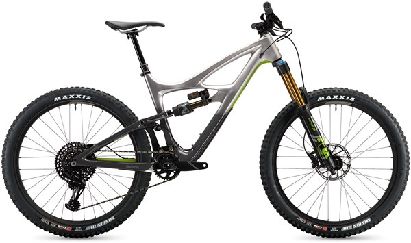 "Ibis Mojo HD4 GX Eagle Float X2 Alloy Wheel 27.5"" Mountain Bike 2018 - Enduro Full Suspension MTB"