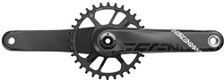 Product image for Truvativ Descendant Carbon Eagle Boost 148 GXP X-Sync Chainring GXP Cups Not Included