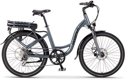 Product image for Wisper 705 Torque Step-through 575Wh 2018 - Electric Hybrid Bike