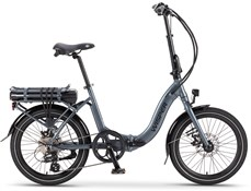 Product image for Wisper 806 Torque Folder 575Wh 2018 - Electric Hybrid Bike