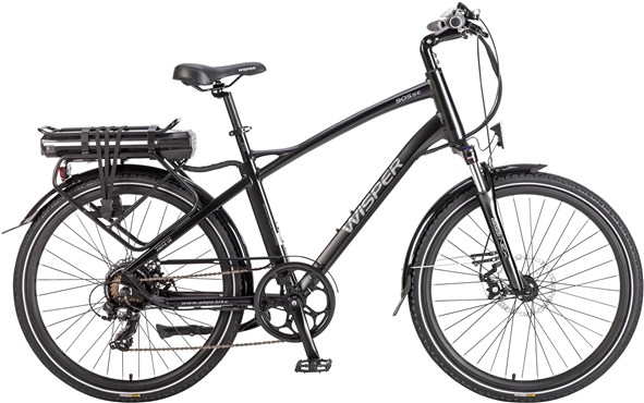 Wisper 905 SE Crossbar 575Wh FS 2018 - Electric Hybrid Bike