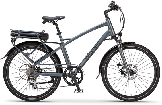 Wisper 905 Torque Crossbar 375Wh 2018 - Electric Hybrid Bike