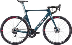 Product image for De Rosa SK Disc 8050/Racing 400 Grigio Roccia 2018 - Road Bike