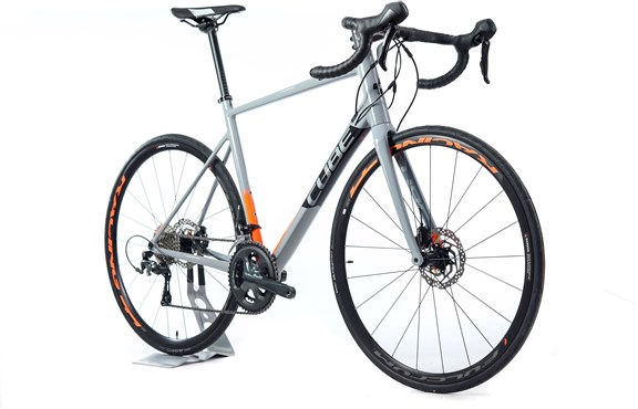 Cube Attain Race Disc - Nearly New - 58cm - 2017 Road Bike