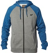 Fox Clothing Legacy Zip Hoodie
