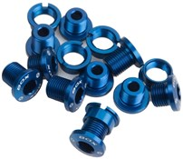 Box Components Spiral 7075 Alloy Chainring Bolts