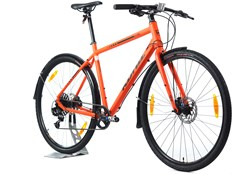 Kona Dr Dew - Nearly New - 52cm - 2017 Hybrid Bike