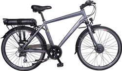 Ebco Urban City UCR-30 2018 - Electric Hybrid Bike