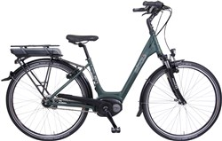 Product image for Ebco Urban City UCL-80 Womens 2018 - Electric Hybrid Bike