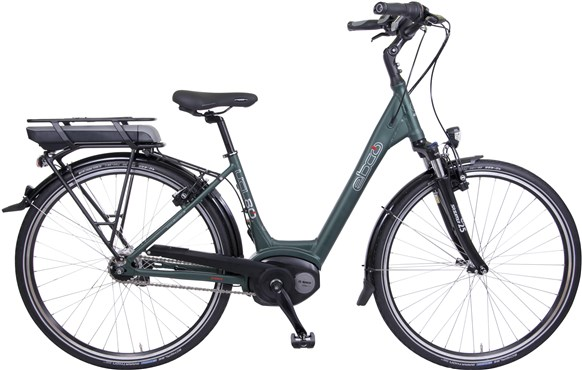 Ebco Urban City UCL-80 Womens 2018 - Electric Hybrid Bike