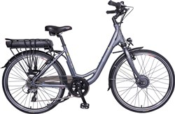Ebco Urban City UCL-30 Womens 2018 - Electric Hybrid Bike